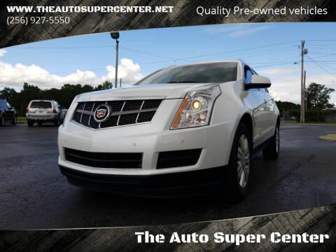 2010 Cadillac SRX for sale at The Auto Super Center in Centre AL