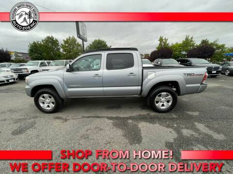 2014 Toyota Tacoma for sale at Auto 206, Inc. in Kent WA