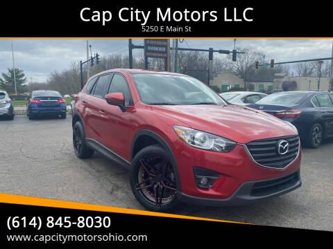2016 Mazda CX-5 for sale at Cap City Motors LLC in Columbus OH