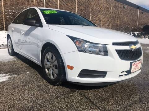 2014 Chevrolet Cruze for sale at Classic Motor Group in Cleveland OH