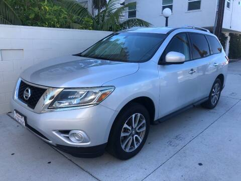 2013 Nissan Pathfinder for sale at Korski Auto Group in San Diego CA