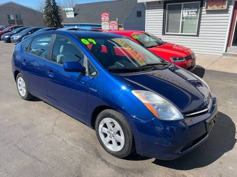 2009 Toyota Prius for sale at OZ BROTHERS AUTO in Webster NY