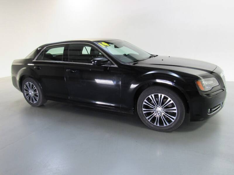 2014 Chrysler 300 for sale at Salinausedcars.com in Salina KS