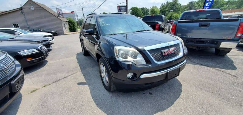 2010 GMC Acadia for sale in Indianapolis, IN