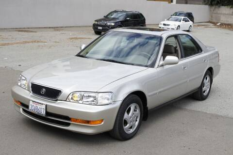1996 Acura TL for sale at Sports Plus Motor Group LLC in Sunnyvale CA