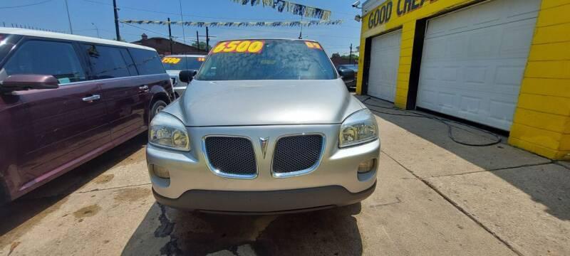 2009 Pontiac Montana SV6 for sale in Detroit, MI