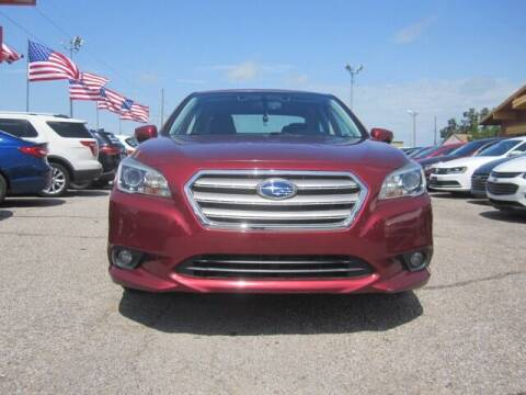 2016 Subaru Legacy for sale at T & D Motor Company in Bethany OK
