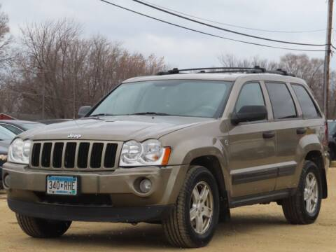 2005 Jeep Grand Cherokee for sale at Big Man Motors in Farmington MN