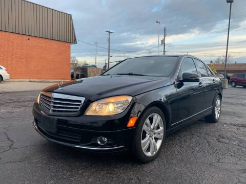 2011 Mercedes-Benz C-Class for sale at Boise Motorz in Boise ID