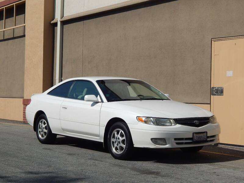 2001 Toyota Camry Solara for sale at Gilroy Motorsports in Gilroy CA