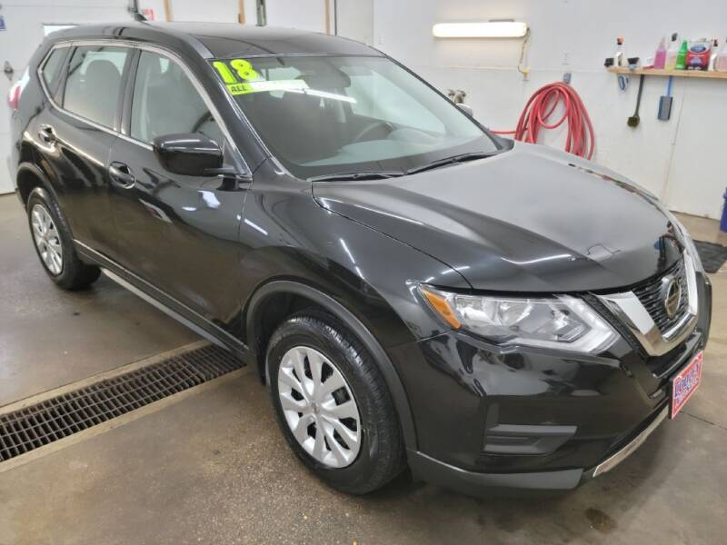 2018 Nissan Rogue for sale at Cooley Auto Sales in North Liberty IA