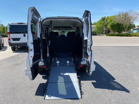 2018 RAM ProMaster City Cargo for sale at The Mobility Van Store in Lakeland FL