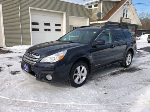 2013 Subaru Outback for sale at Prime Auto LLC in Bethany CT