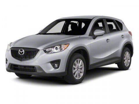 2013 Mazda CX-5 for sale at DAVID McDAVID HONDA OF IRVING in Irving TX