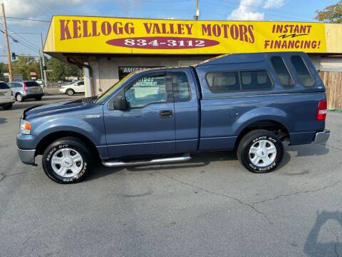 2004 Ford F-150 for sale at Kellogg Valley Motors in Gravel Ridge AR