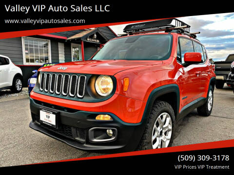 2015 Jeep Renegade for sale at Valley VIP Auto Sales LLC - Valley VIP Auto Sales - E Sprague in Spokane Valley WA