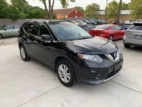 2016 Nissan Rogue for sale at Carflex Auto in Charlotte NC