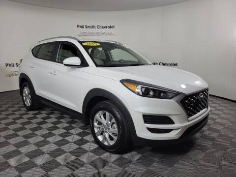 2019 Hyundai Tucson for sale at PHIL SMITH AUTOMOTIVE GROUP - PHIL SMITH CHEVROLET in Lauderhill FL