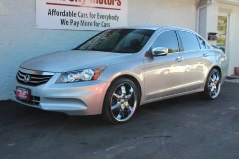 2011 Honda Accord for sale at Oak City Motors in Garner NC