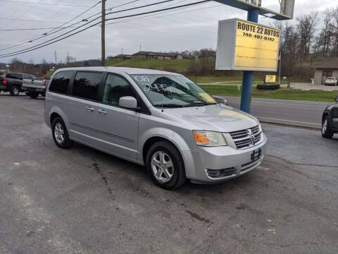 2008 Dodge Grand Caravan for sale at Route 22 Autos in Zanesville OH