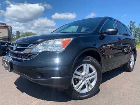 2010 Honda CR-V for sale at LUXURY IMPORTS in Hermantown MN