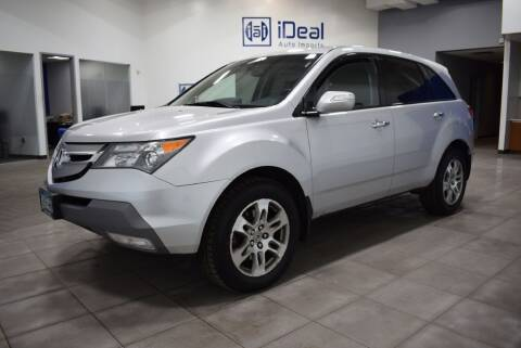 2008 Acura MDX for sale at iDeal Auto Imports in Eden Prairie MN