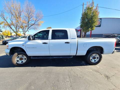2006 Dodge Ram Pickup 2500 for sale at Silverline Auto Boise in Meridian ID