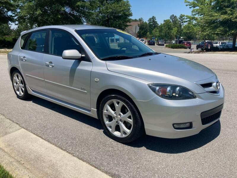 2008 Mazda MAZDA3 for sale at LA 12 Motors in Durham NC
