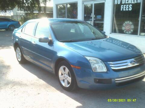 2009 Ford Fusion for sale at ROYAL MOTOR SALES LLC in Dover FL