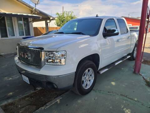 2008 GMC Sierra 1500 for sale at E and M Auto Sales in Bloomington CA
