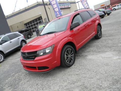 2017 Dodge Journey for sale at Meridian Auto Sales in San Antonio TX