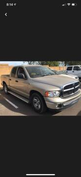 2003 Dodge Ram Pickup 1500 for sale at EV Auto Sales LLC in Sun City AZ