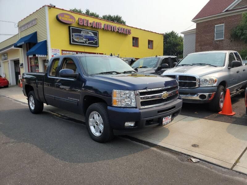 2009 Chevrolet Silverado 1500 for sale at Bel Air Auto Sales in Milford CT