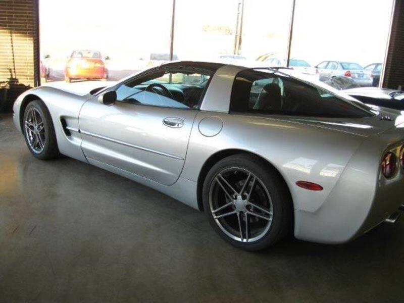1999 Chevrolet Corvette for sale at Rapp Motors in Marion SD