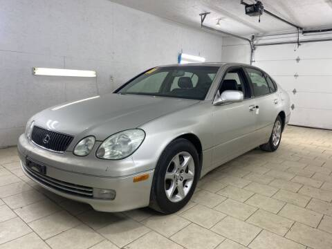 2001 Lexus GS 300 for sale at 4 Friends Auto Sales LLC in Indianapolis IN