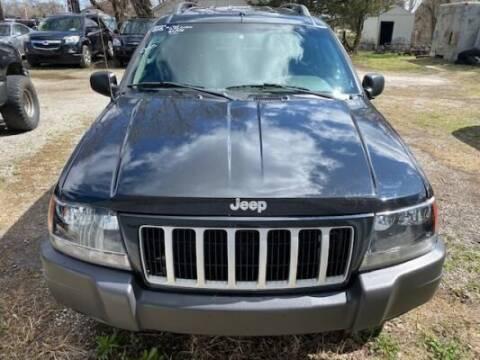 Used 2004 Jeep Grand Cherokee For Sale In Wichita Ks