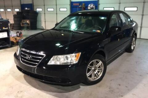 2009 Hyundai Sonata for sale at WEINLE MOTORSPORTS in Cleves OH