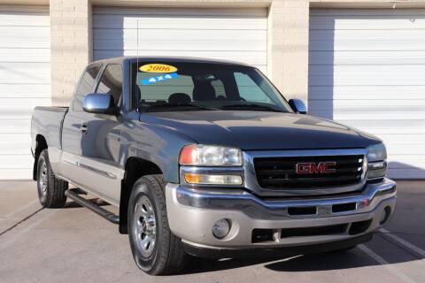 2006 GMC Sierra 1500 for sale at MG Motors in Tucson AZ