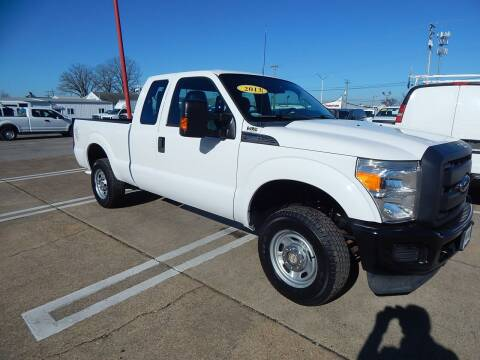 2013 Ford F-250 Super Duty for sale at Vail Automotive in Norfolk VA