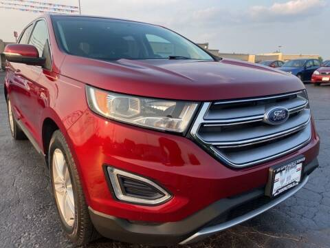 2015 Ford Edge for sale at VIP Auto Sales & Service in Franklin OH