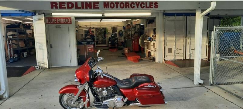 2012 Harley Davidson Street Glide for sale at INTERSTATE AUTO SALES - Olive Road Lot in Pensacola FL