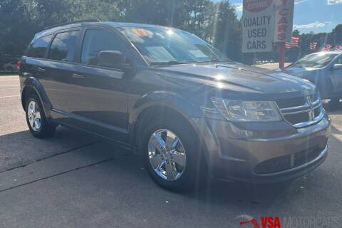 2017 Dodge Journey for sale at VSA MotorCars in Cypress TX