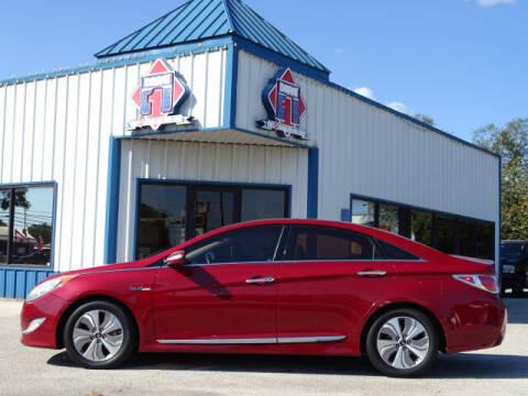 2015 Hyundai Sonata Hybrid for sale at DRIVE 1 OF KILLEEN in Killeen TX