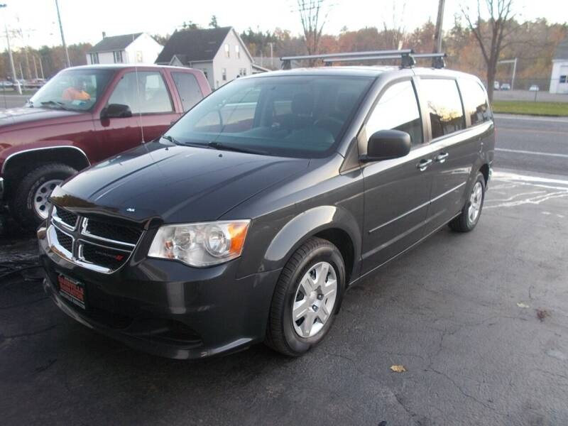 2012 Dodge Grand Caravan for sale at Dansville Radiator in Dansville NY