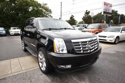 2011 Cadillac Escalade for sale at Grant Car Concepts in Orlando FL