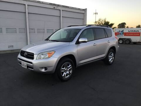 2006 Toyota RAV4 for sale at My Three Sons Auto Sales in Sacramento CA