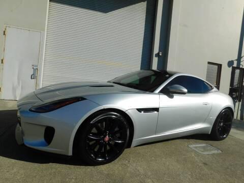 2018 Jaguar F-TYPE for sale at Conti Auto Sales Inc in Burlingame CA