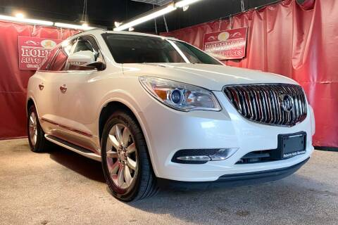2014 Buick Enclave for sale at Roberts Auto Services in Latham NY