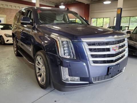 2018 Cadillac Escalade for sale at AW Auto & Truck Wholesalers  Inc. in Hasbrouck Heights NJ