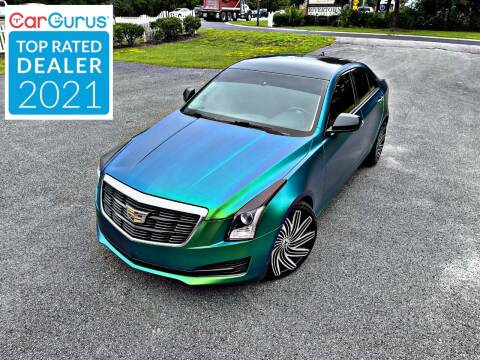 2015 Cadillac ATS for sale at Brothers Auto Sales of Conway in Conway SC